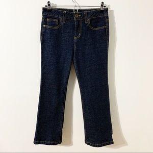 DKNY Jeans Soho Jean Bootcut Jeans Dark Wash Denim